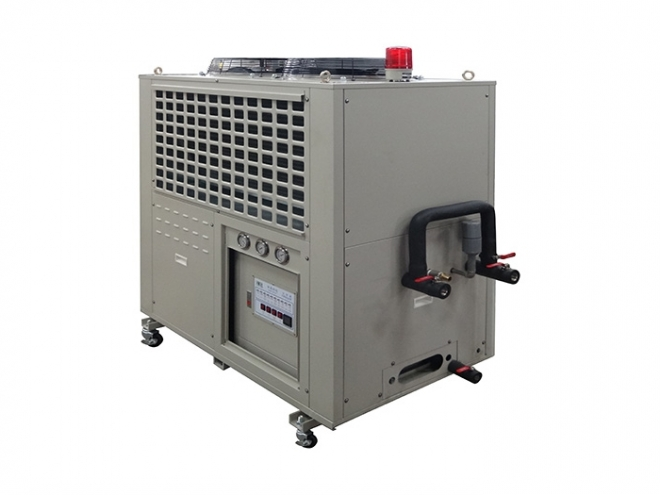 Ice water machine HLCA-07~30